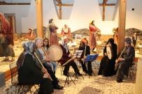 BAĞLAMA - Tarihi Çamaşırhane Müzesi, Genç Müzisyenlere İlham Veriyor