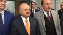 HARUN KARACAN - Vali Çakacak 'Tan Kazaya İlişkin Açıklama