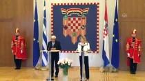 ALEKSİS ÇİPRAS - 'Yunanistan, Türkiye İle Barışçıl İlişkiler Geliştirmek İstiyor'