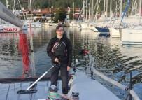 DÜNYA TURU - Ada, Dünya Turu Yapan En Genç Yelkenci Olmak İçin Çalışıyor