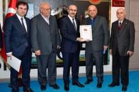 İMZA TÖRENİ - Adana'da Hayırsever Vatandaşların Yaptıracağı Anaokulu Protokolü İmzalandı