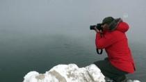 SİGARA DUMANI - Ağrı'da 'Dondurucu' Soğuk Hava