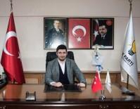CEM KARACA - AK Parti Ergene'de Yeni Yönetim