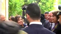 TRABLUSŞAM - 'Arap Dünyasının İlk Kadın İçişleri Bakanı Raya Hasan'