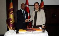 Ruhsar Pekcan - Bakan Pekcan, Sri Lanka Milli Günü Resepsiyonuna Katıldı