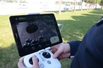 TRAFİK TESCİL - Balıkesir'de Drone İle Trafik Denetimi Yapıldı