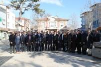 ALINUR AKTAŞ - Başkan Aktaş Yenişehir'de Coşkuyla Karşılandı