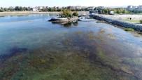 KONYA OVASı - Beyşehir Gölü'nün Su Seviyesi Yağışlarla Yükseldi