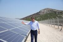 DAĞBELI - Büyükşehir 2'Nci Etap Güneş Enerji Santrali Kurulumunu Tamamladı