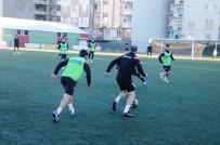 CİZRESPOR - Cizrespor Muğlaspor Maçı Hazırlıkları