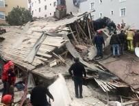 Çöken bina ile ilgili sıcak gelişme! Soruşturma başlatıldı…