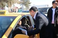 KIRMIZI IŞIK - Erciş'te 'Öncelik Hayatın, Öncelik Yayanın' Uygulaması