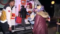 MEHMET GÜNAYDıN - Erzincan'da Yolcu Otobüsü Tıra Çarptı Açıklaması 7 Yaralı