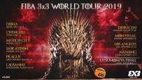 MEXICO CITY - FIBA 3X3 Dünya Turu 2019 Takvimi Belli Oldu