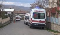 Gercüş'te Otomobil Takla Attı Açıklaması 4 Yaralı