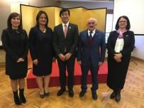 İMZA TÖRENİ - Japonya Büyükelçiliğinden Altınordu'ya Mobil Sağlık Aracı
