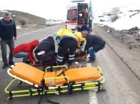 Kangal'da Kaza 1 Ölü 3 Yaralı