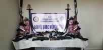 RUHSATSIZ SİLAH - Kütahya'da Ruhsatsız Silah Operasyonu