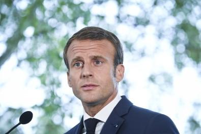 Macron'dan tepki çeken karar