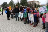 Malatya'nın İlçelerinde 'Yaya Öncelikli Trafik' Etkinliği