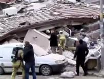 İstanbul Kartal'da 7 katlı bina çöktü