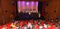 Müzik Günlerinde Gençlerin Performansı Beğeni Topladı