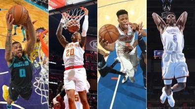 NBA All-Star'da Yarışmalara Katılacaklar Belli Oldu