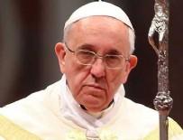 GENERAL - Papa tacizleri itiraf etti