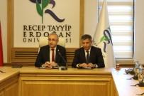 MEHMET KÜÇÜK - RTEÜ İle Milli Eğitim Müdürlüğü Arasında Eğitimde İşbirliği Protokolü İmzalandı
