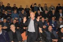 MUSTAFA ÇETIN - Şoförlere 'Vatandaşlarla Münakaşaya Girmeyin' Uyarısı
