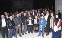 Togar'dan Miting Gibi Ev Toplantısı