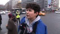 VUSLAT - Trafik Kazası Mağduru Genç Kızdan 'Öncelik Yayanın' Kampanyasına Destek