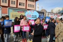 Tunceli'de 'Öncelik Hayatın, Öncelik Yayanın' Etkinliği