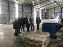 AHMET SÜHEYL ÜÇER - Turhal'da 6. Mermer Fabrikası Faaliyete Geçti