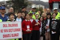 HARUN SARıFAKıOĞULLARı - Türkiye'de Artık Geçiş Üstünlüğü Yayaların