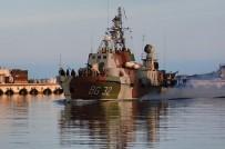 UKRAYNA - Ukrayna'nın Tatbikatı Azak Denizi'nde Suları Isıttı
