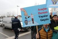SAKARYA VALİSİ - Yaya Öncelikli Trafik Yılı Kapsamında Sakarya'da Etkinlikler Düzenlendi