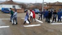 Yayaların Geçiş Üstünlüğü Köyde De Uygulandı