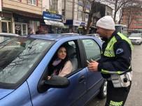 Zonguldak'da Eş Zamanlı Yaya Öncelikli Trafik Uygulaması