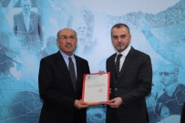 AK Parti Akçadağ Başkanlığına Hüseyin Çapar Atandı