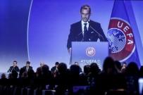DİSİPLİN KURULU - Aleksander Ceferin, Yeniden UEFA Başkanı Seçildi