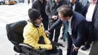 BAYRAMPAŞA DEVLET HASTANESİ - Avcılar Belediye Başkan Adayı Ulusoy Açıklaması 'Engelli Vatandaşlar Ve Aileleri İçin Sosyal Tesis Açacağız'
