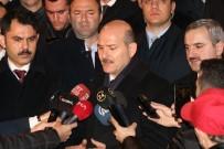 Murat Kurum - Bakan Soylu Açıklaması 'Enkazdan 4 Kişi Daha Çıkarıldı'