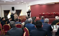MUSTAFA ÇETIN - Başkan Altay, Karatay Muhtarlarıyla Bir Araya Geldi