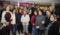 Başkan Genç, CHP Ve İYİ Partili Kadınlarla Bir Araya Geldi
