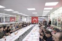 SOSYAL TESİS - BBP Sivas Belediye Başkan Adayı Ürgüp; Esnafın Derdini Dinledi