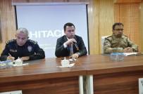 ASKERLİK ŞUBESİ - Bulanık'ta 'Şubat Ayı Güvenlik' Toplantısı