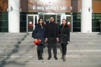 İSMAİL HAKKI - Bursa Barosu Murat Efe İçin Harekete Geçti