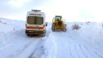 Büyükşehir Karla Mücadele Çalışmalarını Sürdürüyor