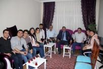 SOSYAL TESİS - Çeled Uşaglar'dan, Yusuf Kılıç'a Destek Ziyareti